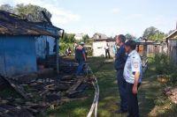 СК выяснят обстоятельства гибели двухлетнего малыша на пожаре в Саракташском районе.