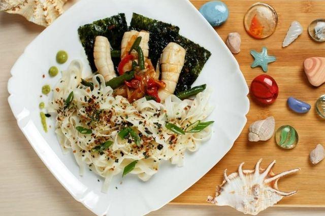 «Дары морей» - под таким названием будут представлены фестивальные блюда в заведениях общественного питания со 2 августа по 29 августа.