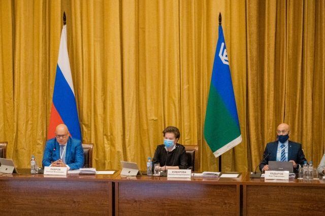Закон о социальном заказе обсудили федеральные эксперты на семинаре-совещании в Ханты-Мансийске