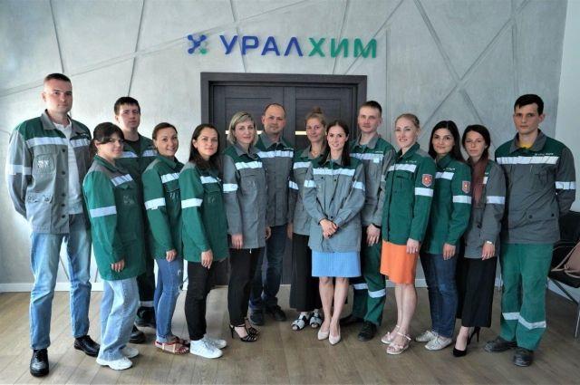 Радмир Габдуллин обсудил с азотчиками социальные программы компании.