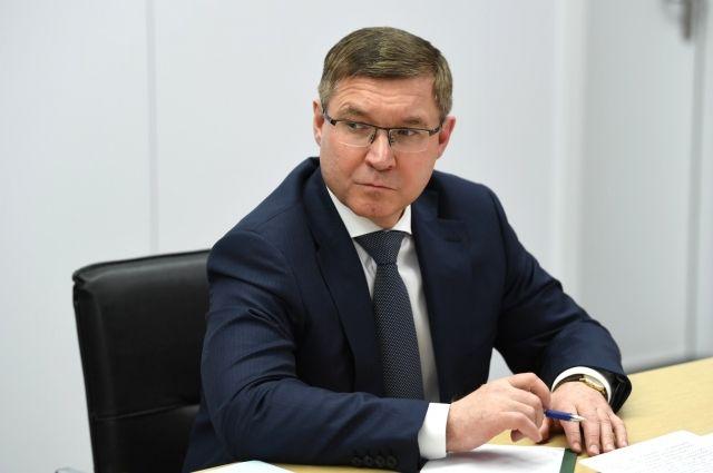 Владимир Якушев рассказал, что он думает о кураторе УФО Юрии Борисове
