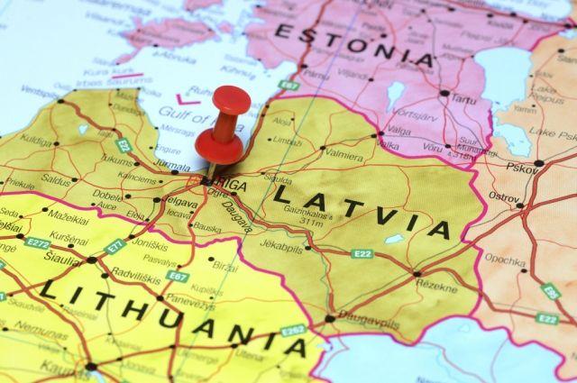 Теперь Литва, Латвия и Эстония открыты для украинцев