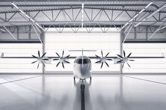 В Швеции работают над электрическим самолетом для коротких путешествий
