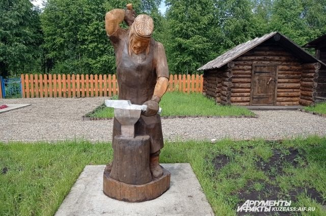 Именно кузнецы дали название первому городу земли кузнецкой и даже угольному бассейну.
