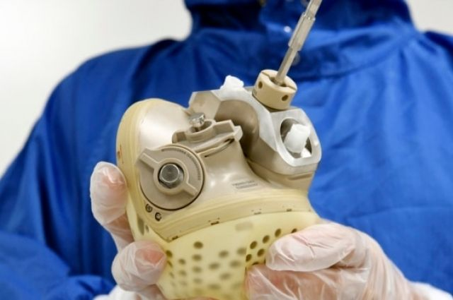 Французская компания впервые продала искусственное сердце