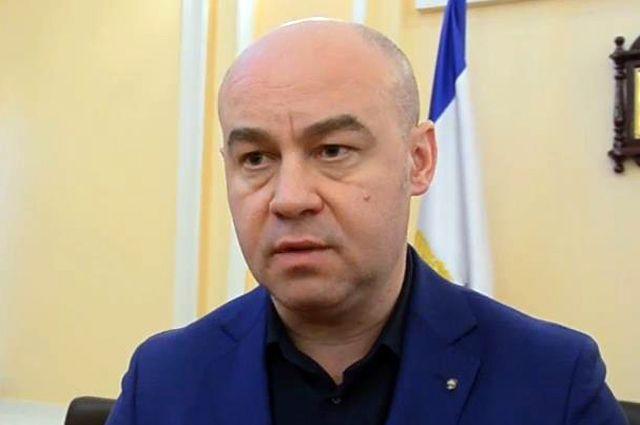 Сергей Надал, городской голова Тернополя.