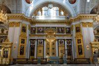 На восстановление собора потрачено около 2 млрд. руб.