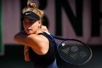 Катарина Завацкая стартовала с победы на турнире WTA в Палермо.