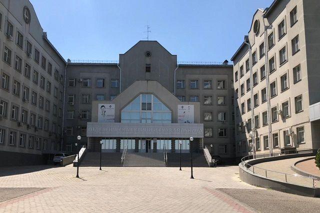 К качеству лечения и персоналу больницы у якутян претензий нет.