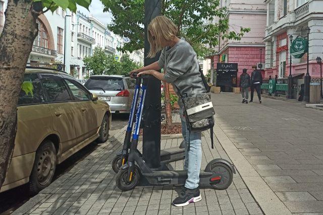 Двухколёсный транспорт очень популярен и у взрослых, и у детей.