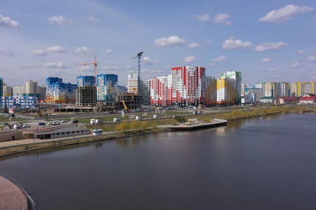 Город Спутник пример того, как много «Термодом» уделяет внимания инфраструктуре жилого комплекса, благоустройству.