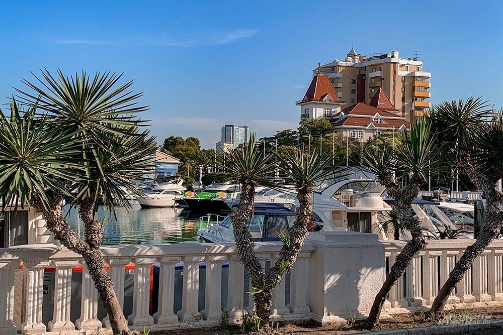С 2002 года сочинский порт входит в Ассоциацию круизных портов Средиземноморья.