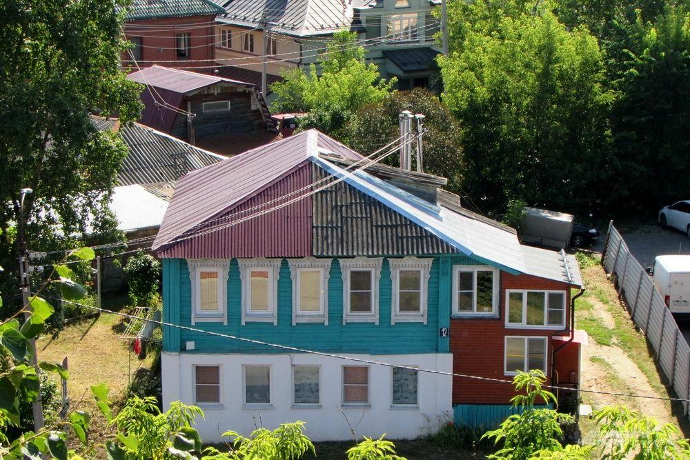Жилой дом во Владимире.