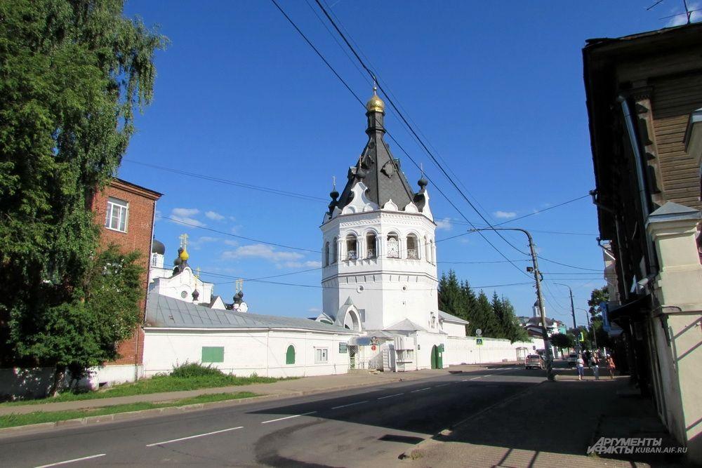 Богоявленско-Анастасиин монастырь в Костроме.