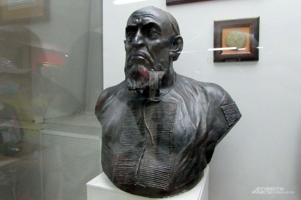 Бюст Ивана Грозного.