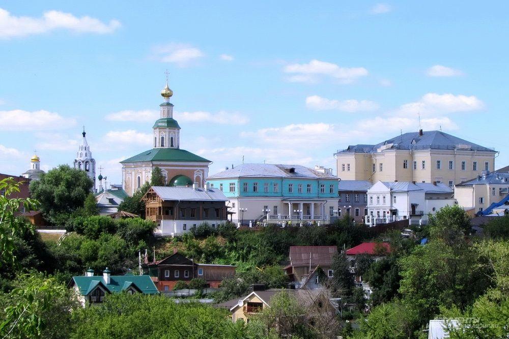 Исторический центр Владимира.