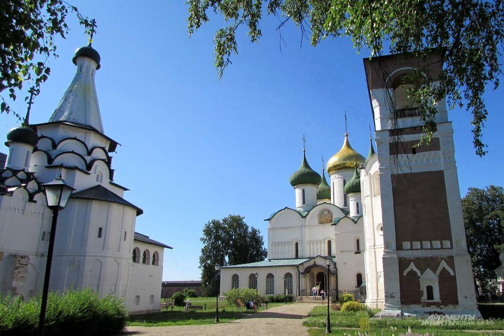 Спасо-Евфимиев монастырь в Суздале.