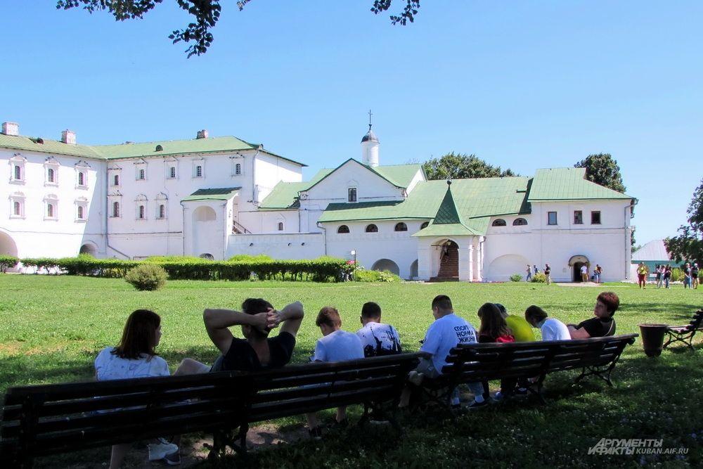 Суздальский кремль.