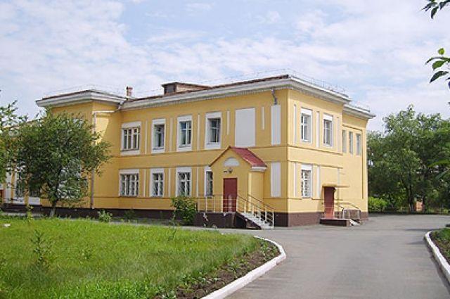 Дом ребенка №3, который возглавляла Ольга Кудина