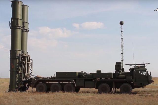 ЗРС С-500 («Прометей»).
