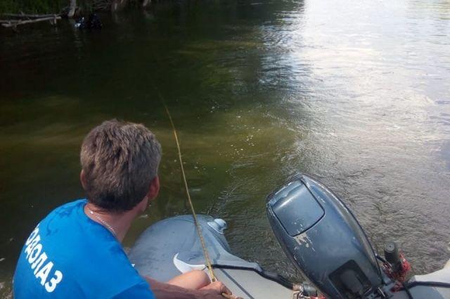 В реке Урал предположительно утонул мужчина 1979 года рождения.