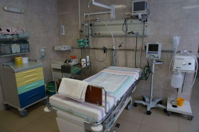 Пострадавшая находится в больнице.