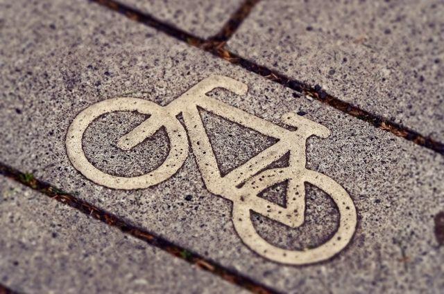Веломаршрут протяженностью два километра будет соединен в районе аэропорта с существующим велокольцом