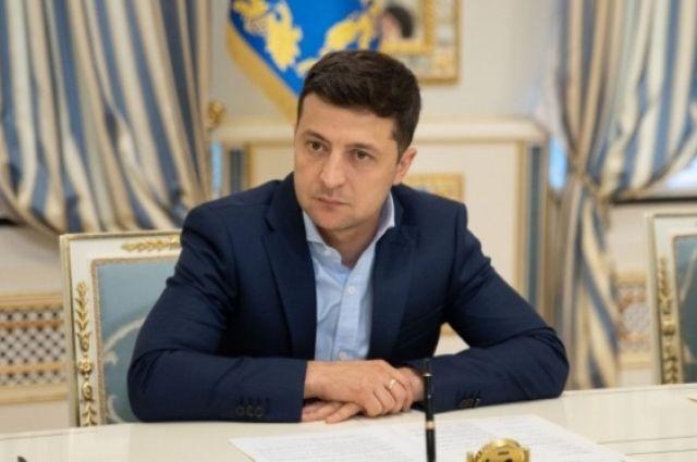 Зеленский подписал закон об отмене штрафов за въезд и выезд из ОРДЛО.