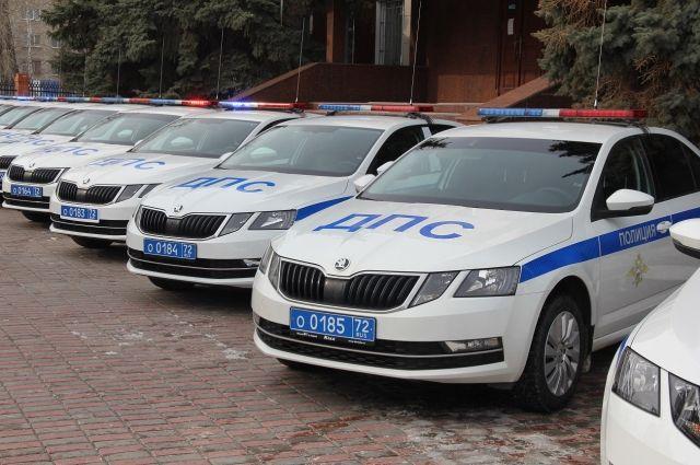 Тюменские автоинспекторы провели рейд по районным селам