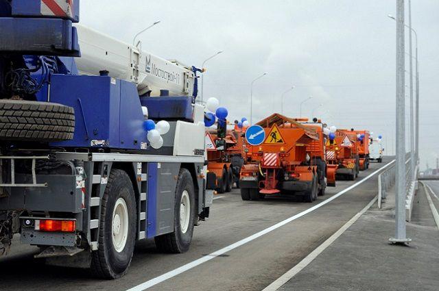 В Тюмени начнут строительство новых развязок
