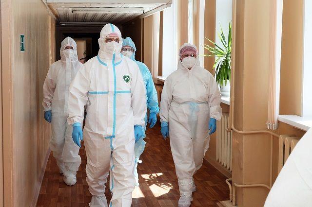Коронавирус во Владимирской области за сутки подтвержден у 225 человек