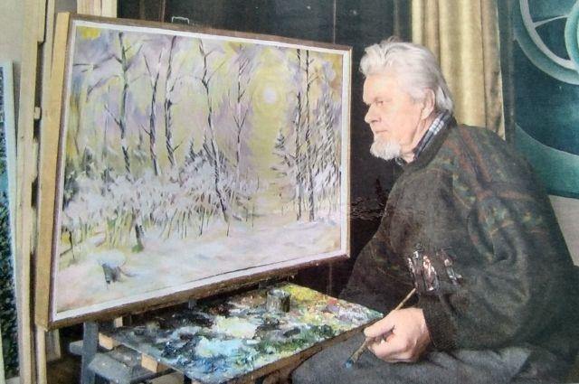 Выставки нужны художнику как стимул к творчеству.