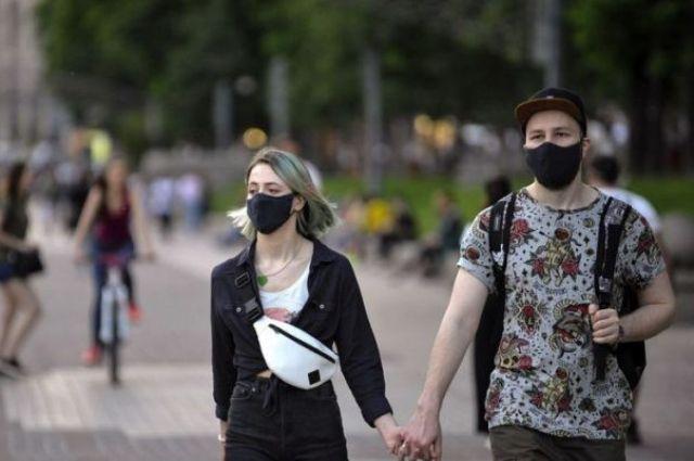 Коронавирус в Украине: число случаев заболеваний на 23 июля.