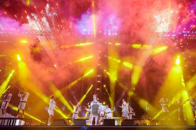 Зрителей порадуют грандиозным шоу ко Дню Независимости