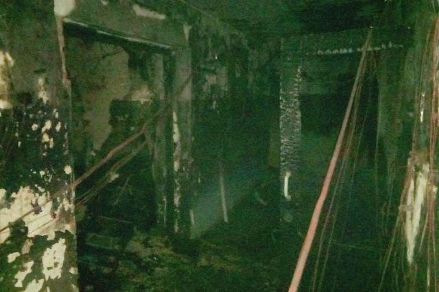 Во Владимире при пожаре в жилом доме спасли 15 и эвакуировали 150 человек