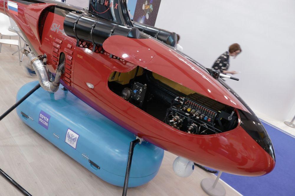 Беспилотники компании «Аэромакс» планируется использовать в различных отраслях: от доставки почты, до выявления лесных пожаров.