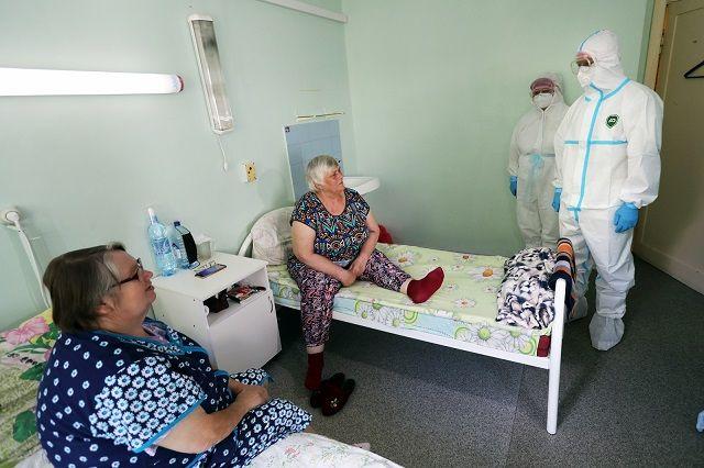 В Вязниковской райбольнице развёрнуто 6 коек для больных коронавирусом