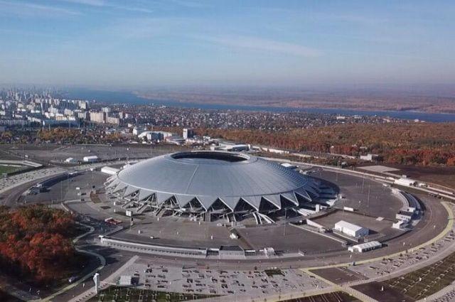 В Самаре на матч «Крылья Советов» – «Ахмат» допустят всего до 500 человек