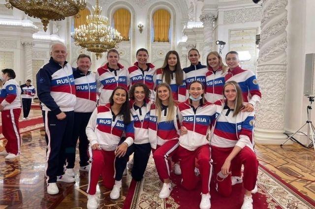 Волейболистки «Уралочки» выступят в составе олимпийской сборной РФ в Токио