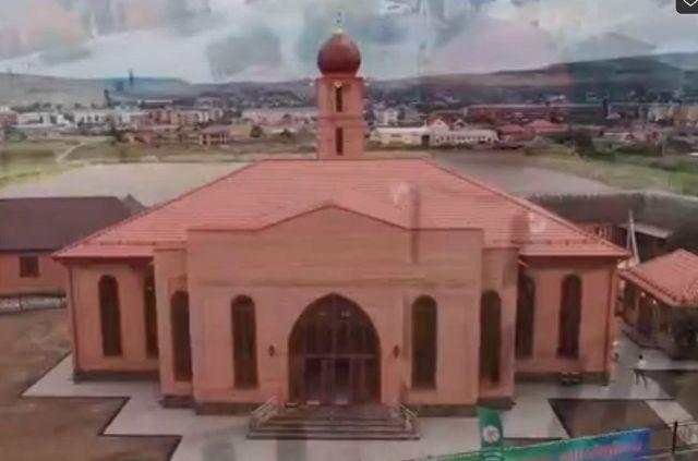 Рамзан Кадыров сообщил об открытии новой мечети на тысячу человек
