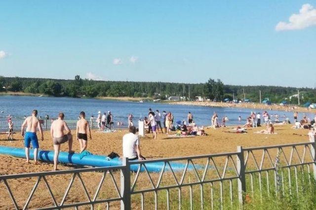 Всего в регионе открыто 12 официальных пляжей.