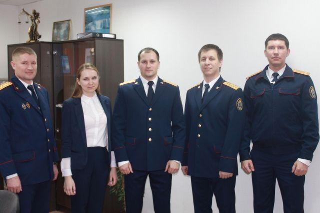 По итогам работы за 10 лет Касимовский МСО признан лучшим отделом