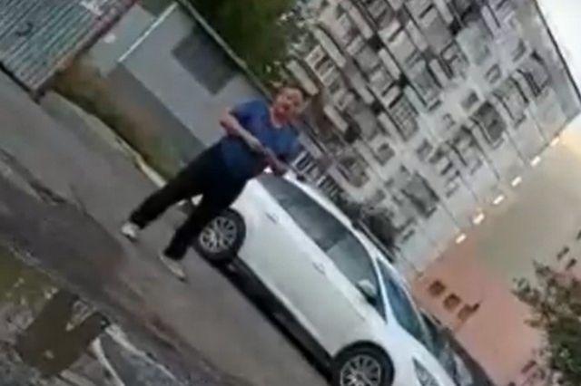 Скриншот с видео Оксаны Пасошниковой