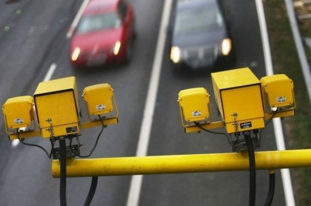 В Украине заработают камеры фиксации нарушений ПДД.