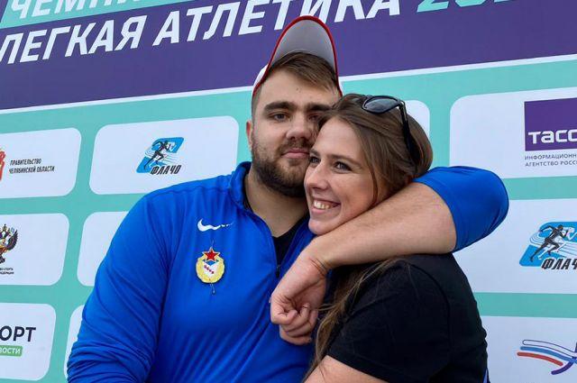 Валерий и Анна поженились после чемпионата мира 2017  и теперь не расстаются даже на тренировках