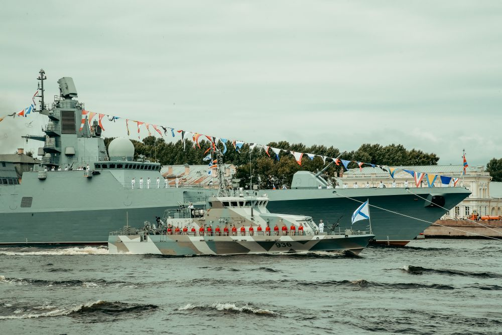 В этом году российскому флоту исполняется 325 лет.