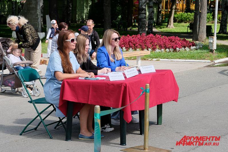 Парад колясок-2021 в Перми.