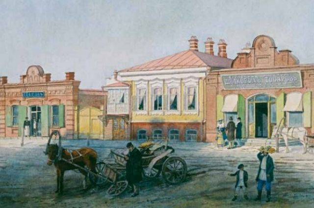 В Челябинске в начале ХХ века случались дерзкие ограбления магазинов и лавок.