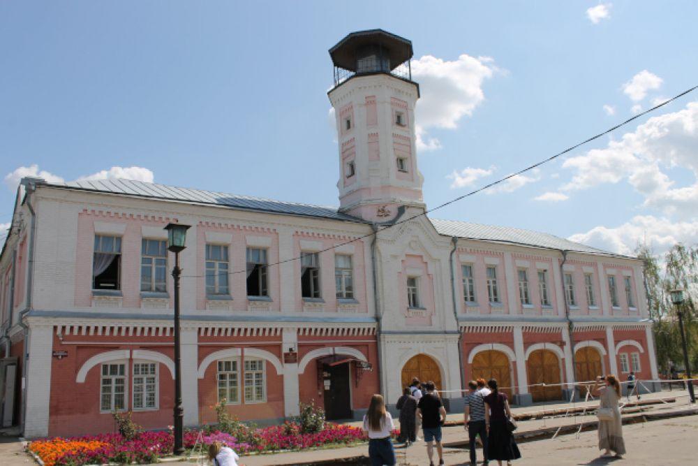 Историко-художественный музей имени Крамского