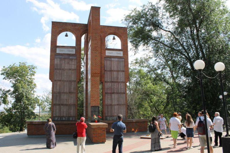 Братская могила №162 села Коротояк